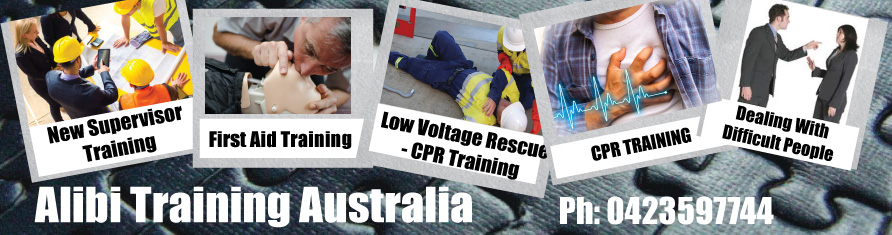 Alibi Training Australia